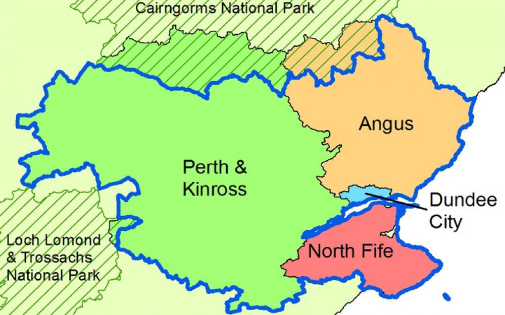 Local authorities in scotland boundaries in dating
